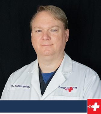 Jeffrey L'Hommedieu, M.D.