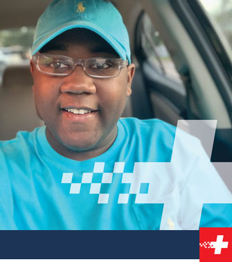 Vondre Davis is one of the Medical Assistants at our I-240 and Sooner Clinic